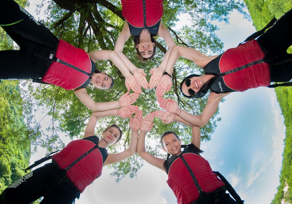 Kayak Safari – Ideal proposal for team building activity