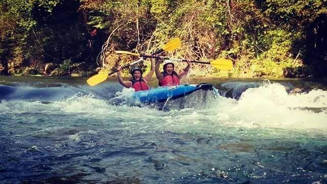 Nagradna igra - Osvoji vožnju kayakom